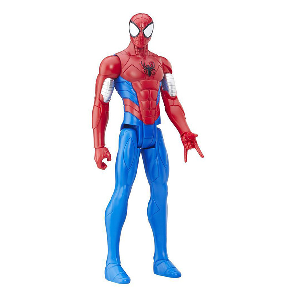 Spiderman Web Warriors Figurine 30 cm Spider-man armure