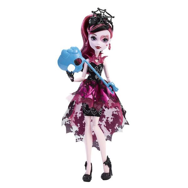 Monster high goule s ance photo draculaura poup e c l bration mattel king jouet poup es - Monster high king jouet ...