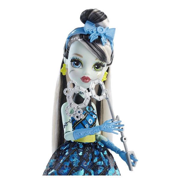 Monster high goule s ance photo frankie poup e c l bration mattel king jouet poup es - Monster high king jouet ...