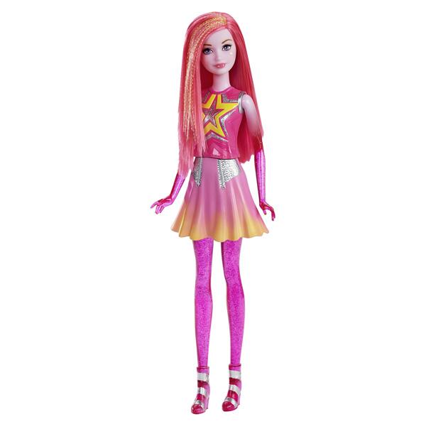 Barbie amie des etoiles rose