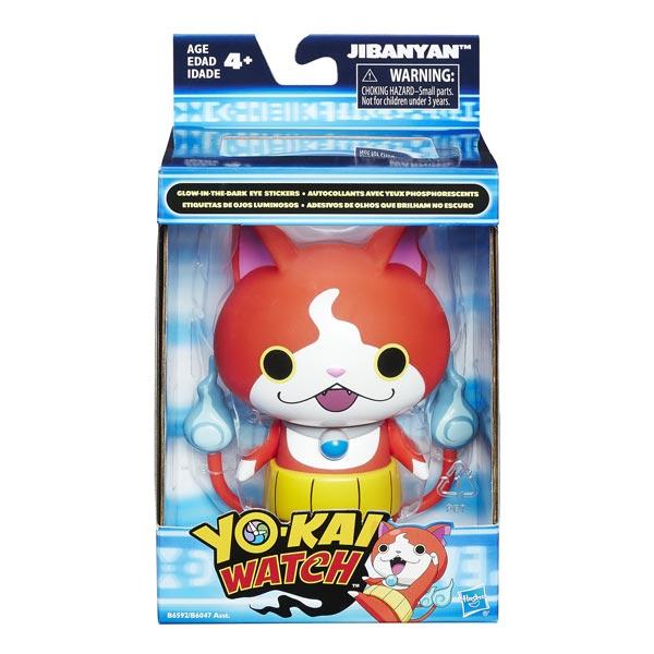 Figurine transformable Yo-Kai Watch Jibanyan