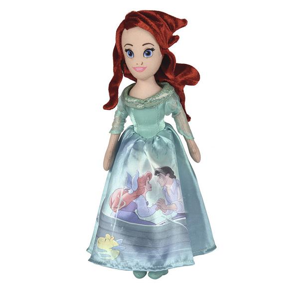 Peluche Princess storytelling 25cm Ariel