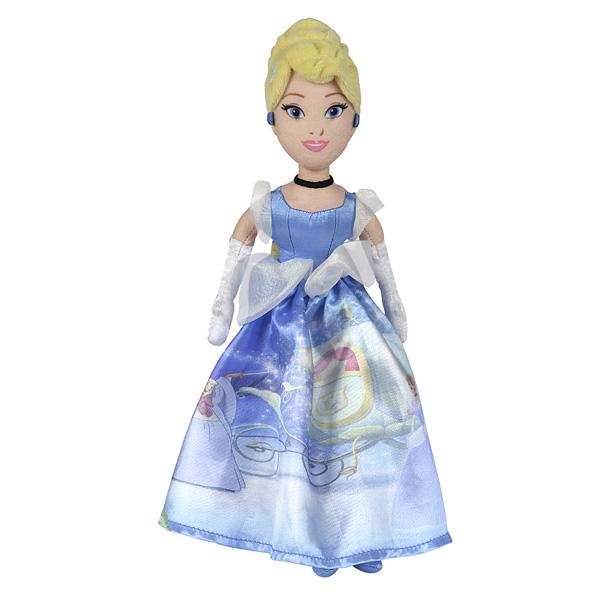 Peluche Princess storytelling 25cm Cendrillon