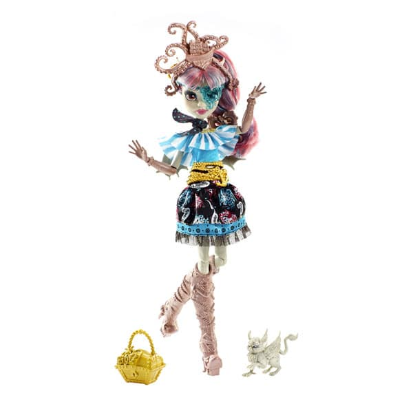 Monster High poupée pirat-terreur Rochelle