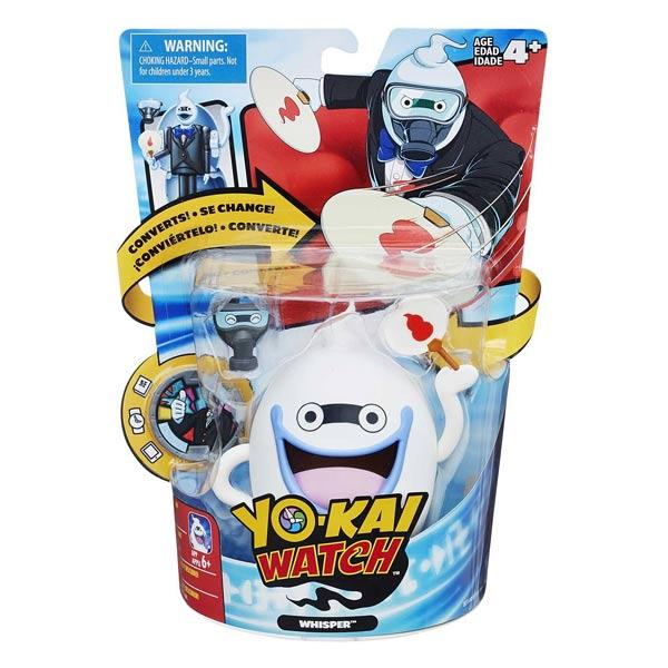 Figurine transformable Yo-Kai Watch Majodome Whisper