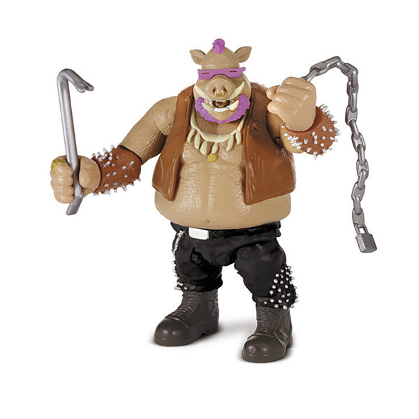 Tortues Ninja figurines 12cm Bebop