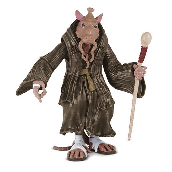 Tortues ninja figurines 12cm splinter giochi king jouet figurines giochi jeux d 39 imitation - Maitre rat tortue ninja ...