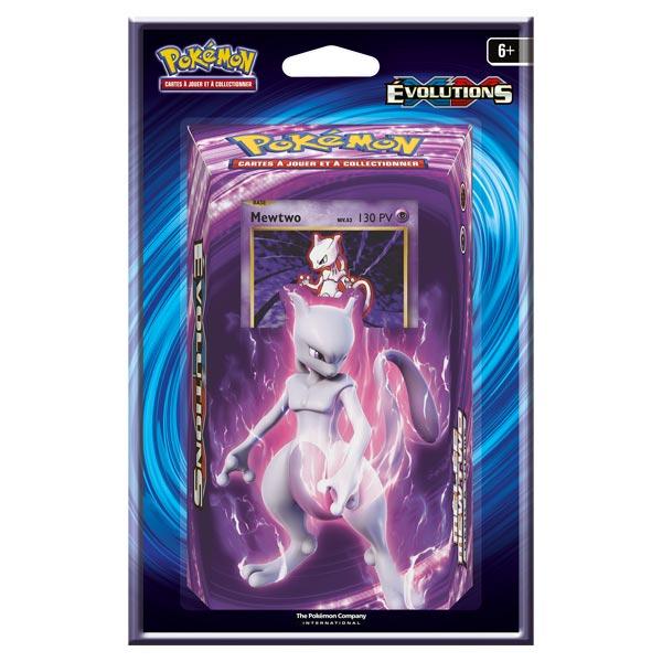 Pokemon starter xy12 blister Mewtwo