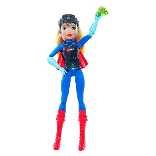 DC Super Hero Girls-Poupée mission spéciale Supergirl