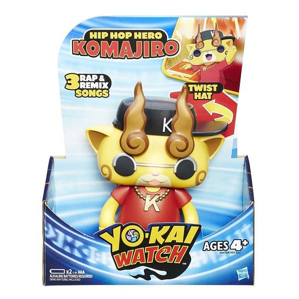 Figurine électronique Yo-Kai Watch Komajiro