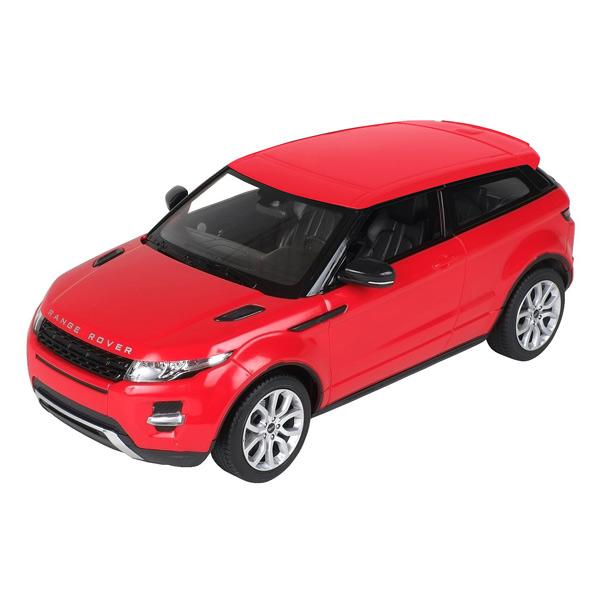 voiture radiocommand e 1 24 me range rover rouge mondo motors king jouet voitures. Black Bedroom Furniture Sets. Home Design Ideas