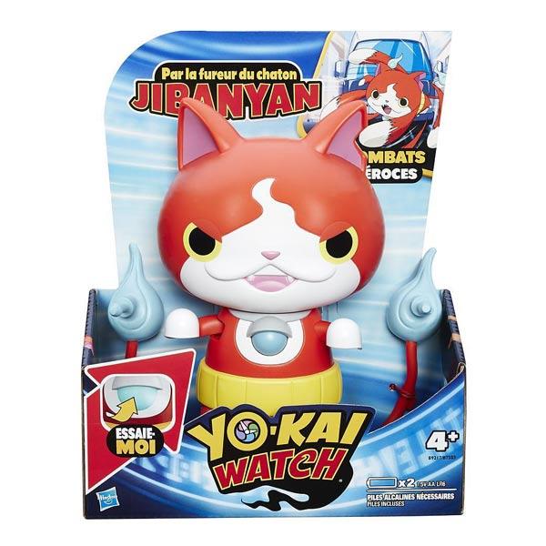 Figurine électronique Yo-Kai Watch Jibanyan