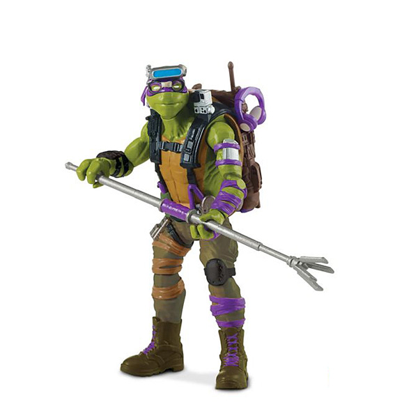 Tortues ninja figurines 12cm donatello giochi king jouet - Tortues ninja donatello ...