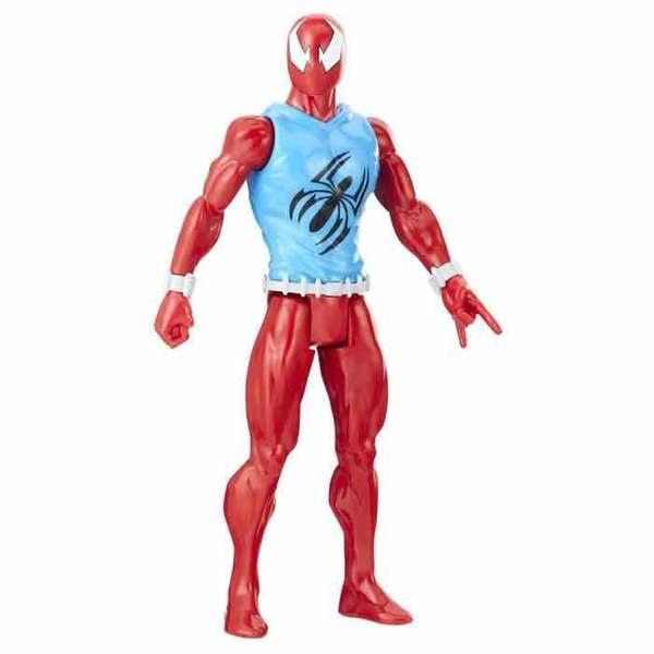 Figurine en débardeur de 30 cm afin de combattre les ennemis de Spiderman. Elle dispose de 5 points d´articulation. Votre enfant pourra inventer des histoires, redoubler d´imagination pour combattre les méchants et lutter pour la justice. Référence princi
