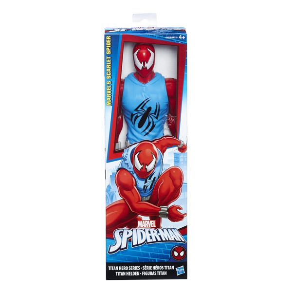 Figurine Spiderman titan 30cm Marvel