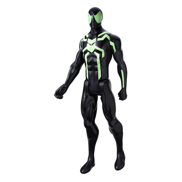 Figurine Spiderman titan 30cm Big Time Spider-Man