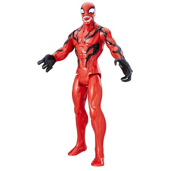 Vos enfants vont pouvoir retrouver le vilain Extraterrestre menaçant du film Ultimate Spider-Man. Figurine de 30 cm. Référence principale : 221540