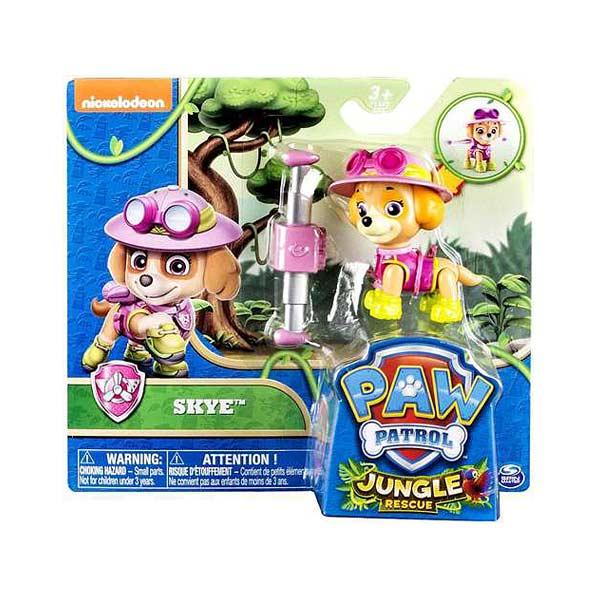 Figurine Stella Sac à Dos Paw Patrol Jungle Rescue
