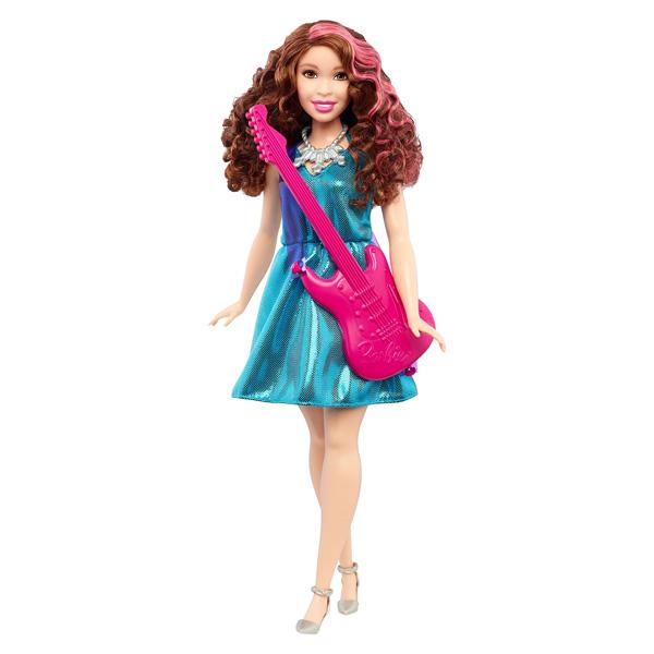 Barbie métiers de rêve Guitariste