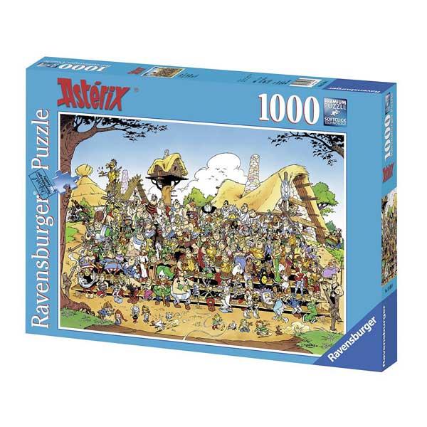 PZ 1000 pièces Astérix Photo de famille