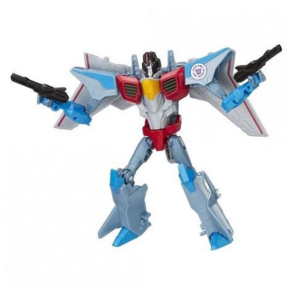 Ultra B Cartoon Characters : Transformers rid deluxe starscream avec arme hasbro king