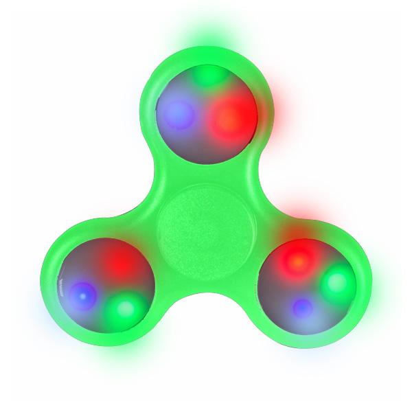 hand spinner lumineux led vert hand spinner king jouet jeux d 39 adresse et sportifs hand. Black Bedroom Furniture Sets. Home Design Ideas