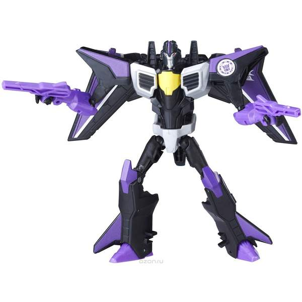 Transformers RID deluxe Warrior Skywarp