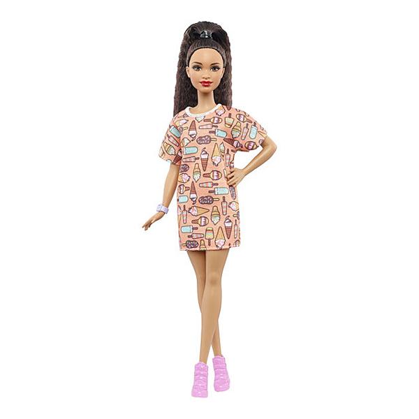 Barbie Fashionistas n°56 Robe tee shirt