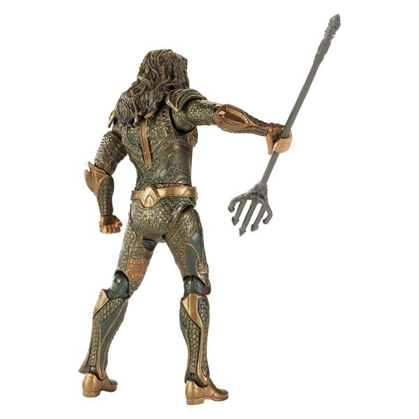 Justice League-Figurine Multiverse Aquaman 15 cm