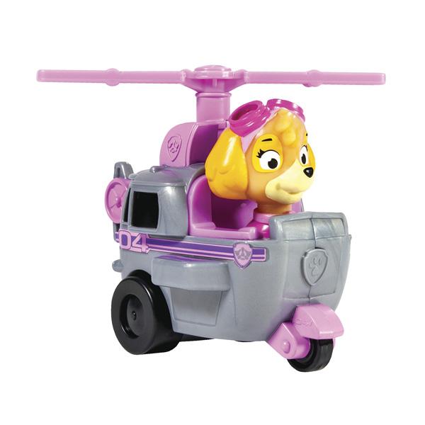 Pat'Patrouille-Mini véhicule Stella