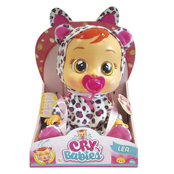 Poupée Cry Babies Léa
