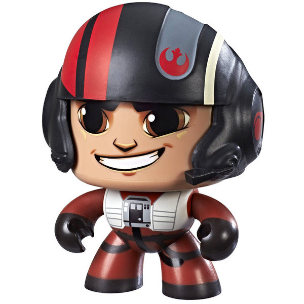 Mighty Muggs - Poe Dameron Star Wars