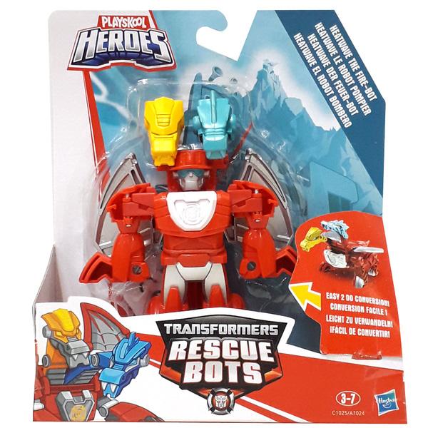 transformers rescue bots 2 en 1 heatwave hasbro king jouet h ros univers hasbro jeux d. Black Bedroom Furniture Sets. Home Design Ideas