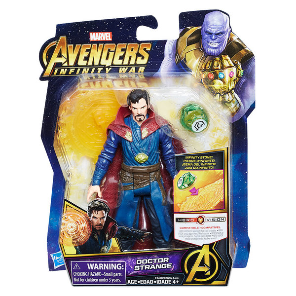 Avengers Infinity War-Figurine 15 cm Dr Strange