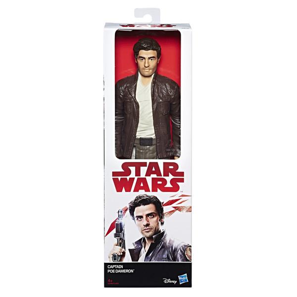 Star Wars-Figurine Titan 30 cm Poe Damero
