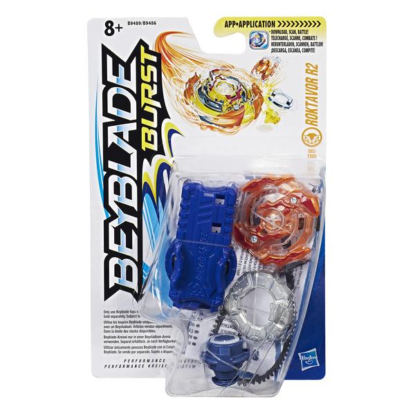 Toupie Beyblade Burst Roktavor R2