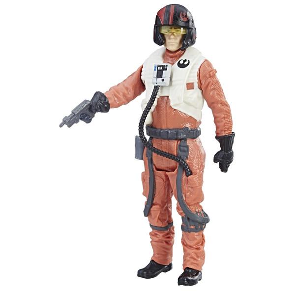 Star Wars-Figurine 10 cm Poe Dameron