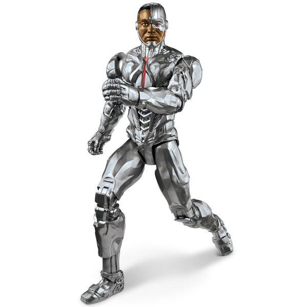 Justice League-Figurine 30 cm Cyborg