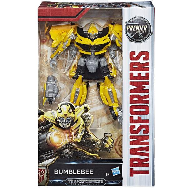 Transformers 5-Figurine Generation Deluxe Bumblebee