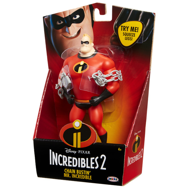 Indestructibles 2-Figurine Mr Indestructible 15 cm