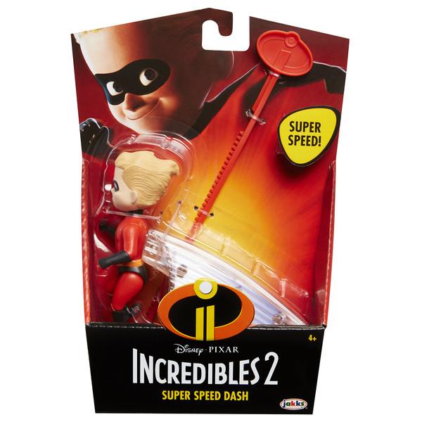 1d3c9fa8ce5470 Indestructibles 2-Figurine Fleche 15 cm Jakks Pacific   King Jouet ...