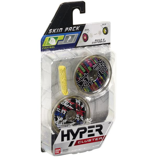 Coques pour Yoyo Hyper Cluster contrôle A