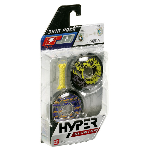 Coques pour Yoyo Hyper Cluster Vitesse A