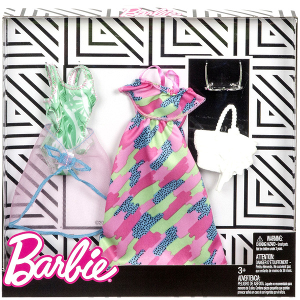 Barbie-Coffret de 2 tenues N°5