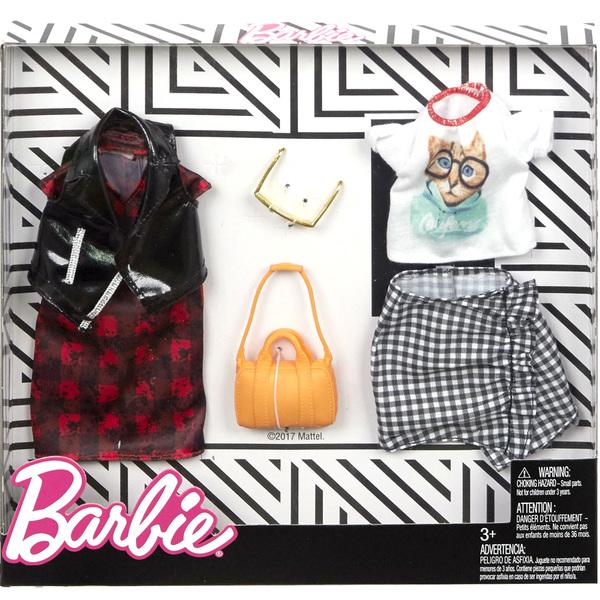 Barbie-Coffret de 2 tenues N°9