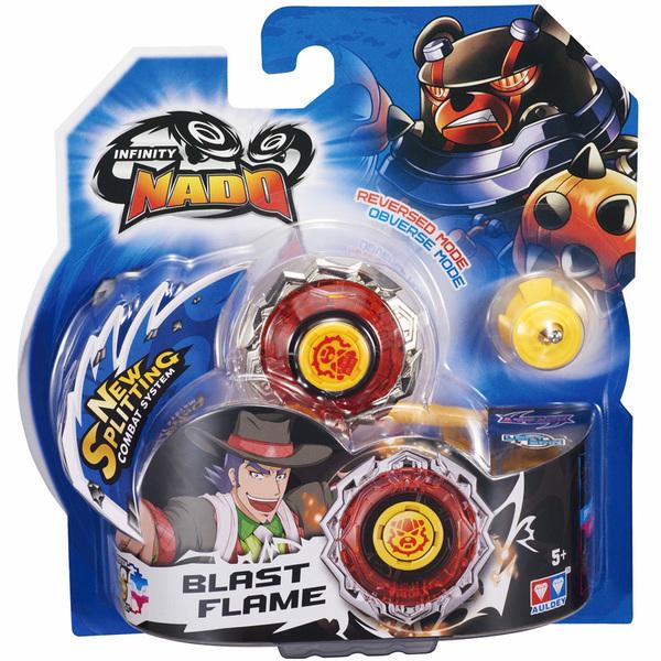 Infinity Nado-Toupie standard Blast Flame