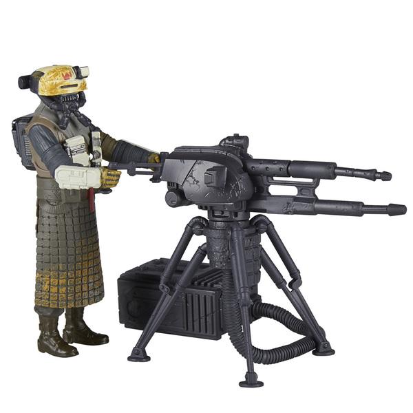 Star Wars-Figurines Garde de Kessel et  Lando Calrissian
