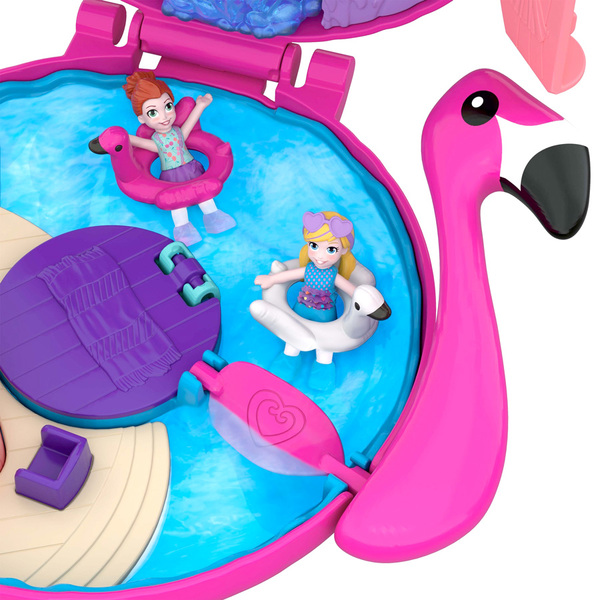 Polly Pocket-Coffret univers piscine