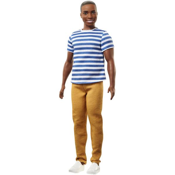 Barbie Fashionistas Ken N°18 haut rayé