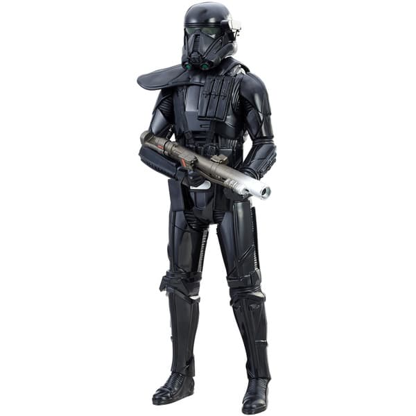Star Wars-Figurine électronique 30 cm Imperial Death Trooper